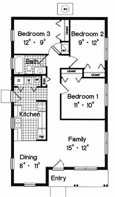 thehousedesigners com small house plans 4163 3 bedrooms and 1 5 baths the house designers