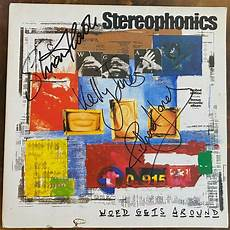 popsike com stereophonics word gets around lp original