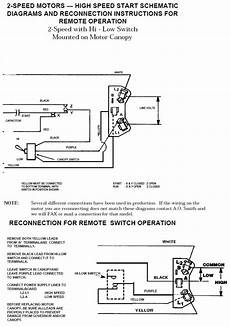 ao smith 2 speed motor wiring diagram fuse box and