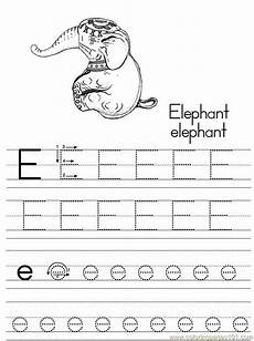letter e tracing worksheets for preschool 23587 free printable coloring page alphabet abc letter e elephant coloring alphabet coloring pages