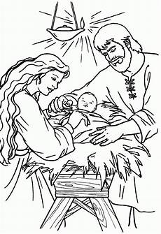 Ausmalbild Weihnachten Krippe 20 Coloring Pages For Delight Your Children For