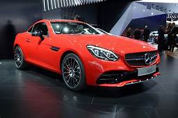 Mercedes Brings SLC & 43 AMG To NAIAS  Carscoops