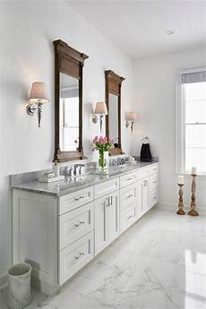 white cabinets in bathroom white traditional master bath with carrara marble