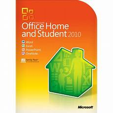 microsoft office home and student 2010 traditional disc