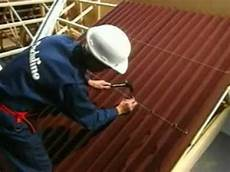 how to install onduline bitumen roof sheets old video