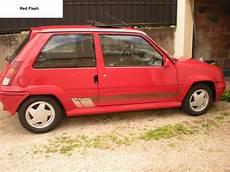 Info Guide 1988 1991 Renault 5 Gt Turbo Phase 2