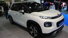 c3 aircross shine 2018 citroen c3 aircross puretech 130 shine exterior and