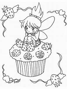Malvorlagen Cake Ausmalbild Cupcakes Ausmalbilder1001 De