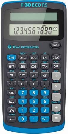 taschenrechner texas instruments ti 30 eco rs 14 20 instruments ti 30 eco rs taschenrechner