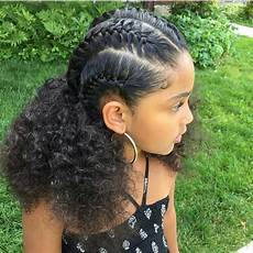 pin by bhadbhabes on hair in 2019 natural hair styles braided hairstyles black kids hairstyles
