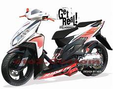 Vario Techno Modif by Motor Cycle Modifikasi Modifikasi Honda Vario Cbs Techno