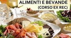 rec somministrazione alimenti e bevande corso commercio e somministrazione alimenti e bevande