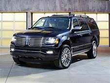 2016 Lincoln Navigator L Styles & Features Highlights