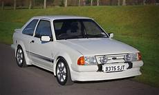 ford rs turbo 1985 ford rs turbo series 1 classic car auctions