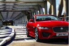 2020 jaguar xe top speed