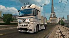 mercedes benz mp4 mercedes actros mp4 by taina95 v1 6 mods world