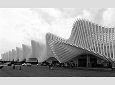 Estación ferroviaria Mediopadana / Santiago Calatrava