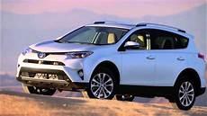 2017 Toyota Rav4 Hybrid Review Uk