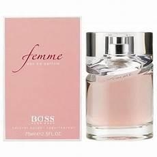 perfume feminino hugo femme 75ml importado edp