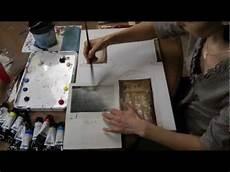 kreativplus itzehoe acrylmalerei collage quot ano 1910 quot mit