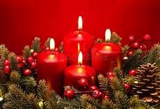 4th advent candle flower arrangement stock photo