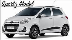 Hyundai Grand I10 2017 Sportz Model Features Price Mileage