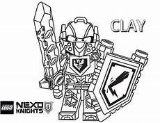 Malvorlagen Lego Ritter Nexo Knights Clay Ausmalbilder Lego 01 Ausmalbilder
