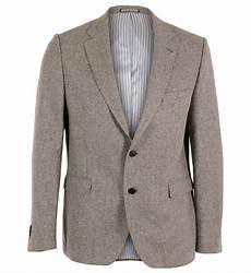 Veste Blazer En Chin 233 E Col Classique Gant En Gris