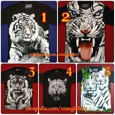 17 Lukisan Harimau Putih 3d Arti Gambar