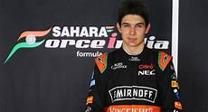 Esteban Ocon 2019 - esteban ocon signs as mercedes f1 reserve driver for 2019