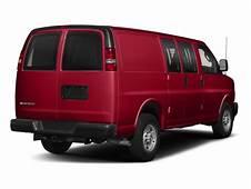 2018 Chevrolet Express Cargo Van RWD 3500 155 Pictures