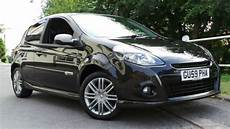 clio 3 diesel 2009 59 renault clio gt 1 5 dci 106 bhp turbo diesel metallic black 3 door in halesworth