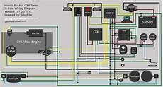 gy6 150cc engine wiring diagram ruckus gy6 wiring diagram