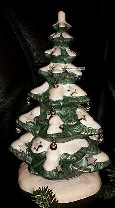 weihnachten tannenbaum goebel windlicht