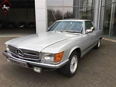 1976 mercedes 350slc w107 is listed sold on