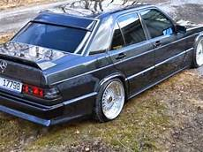 Mercedes 190 Tuning