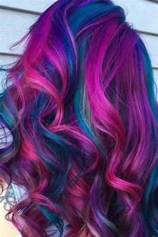 bright hair colors on pinterest bright hair rainbow hair and 55 fabulous rainbow hair color ideas bright hair colors dyed hair bright hair