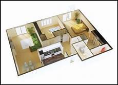 Kumpulan 48 Desain Rumah 6x6 2 Kamar Terbaik Dan