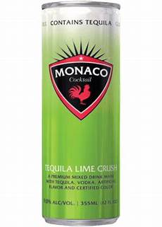 monaco tequila lime crush cocktail total wine more