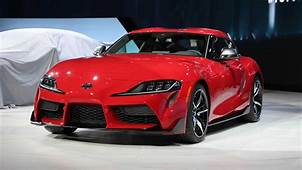 Toyota Supra 2020 Weight  Cars Review Release