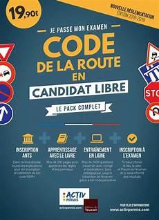 Livre Le Code De La Route En Candidat Libre Apprendre S
