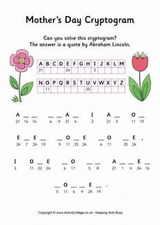 s day cryptogram worksheets 20322 cryptograms