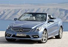Mercedes E Klasse Cabrio Tests Autoplenum De