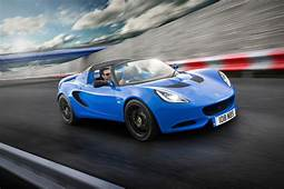 Lotus Cars  News Elise S Club Racer On Sale Now