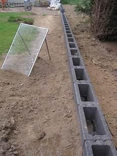 Rasenkantensteine Verlegen Ohne Beton - wir bauten orange medley200 keller wiga