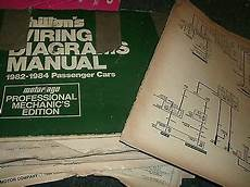 1984 Lincoln Town Car And Continental Wiring Diagrams