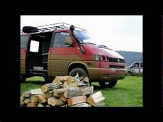 vw t4 syncro offroad
