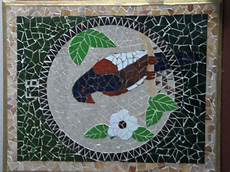 Gambar Tugas Seni Rupa Mozaik Kertas Langkah Teresbut