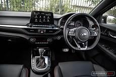 Kia Cerato Interior 2019 Kia Cerato Gt Hatch Review Performancedrive