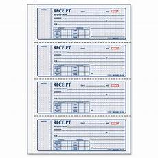 rediform money receipt book ld products